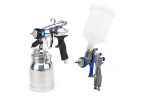 HVLP/Compliant spray guns
